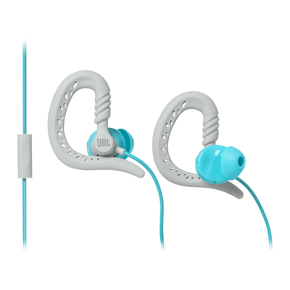 JBL Focus 300 Women Aqua Behind-the-ear Sport Earphones + Sweat Proof+ PureBass + TwistLock + QuikClik μαγνήτες