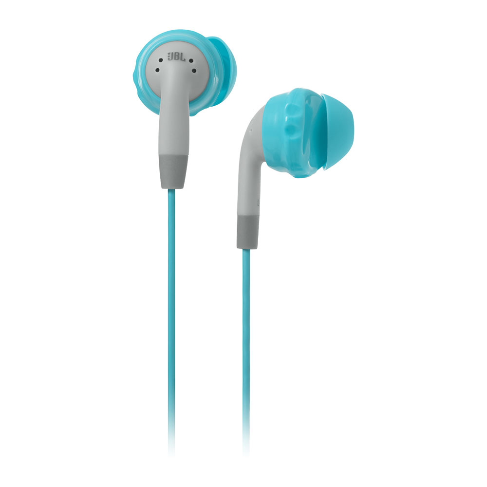 JBL Inspire 100 Women Aqua In-ear Sport Earphones + Sweat Proof + FlexSoft + TwistLock