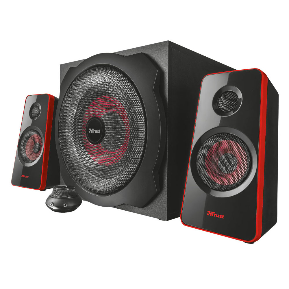 Trust 20723 GSP-421 2.1 Ultimate Bass Gaming Speaker Set