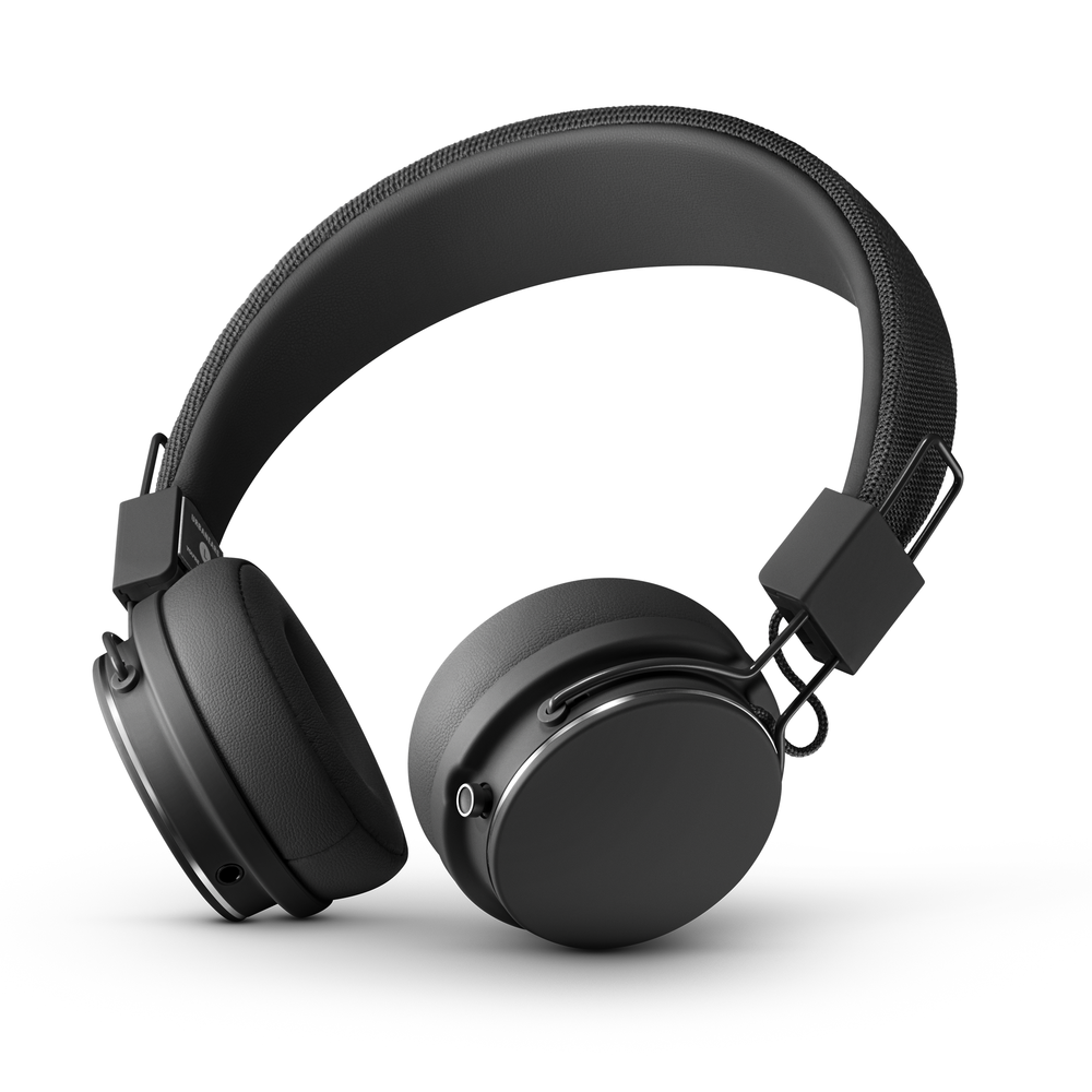 Urbanears Plattan 2 Bluetooth Black | 30+ Hours Playtime