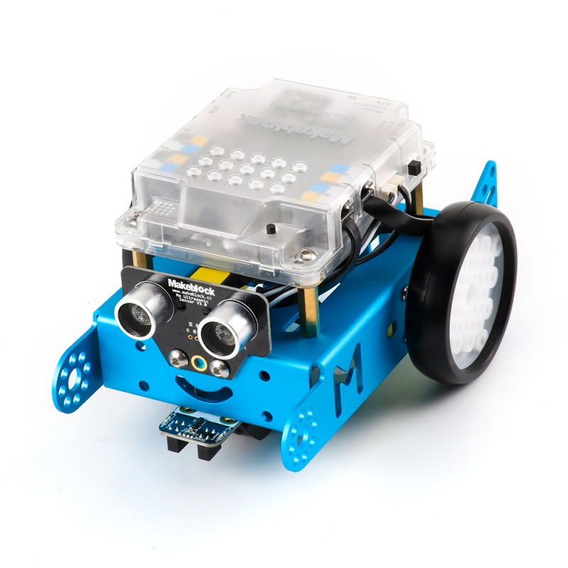 Makeblock mBot v1.1 Blue (Bluetooth Version) STEM Educational Robot Kit