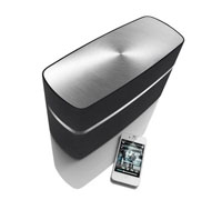 B&W Bowers & Wilkins A5 AirPlay Speaker: Class-leading Wireless Music System