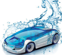 Green Energy Toys 2018: Salt Water Fuel Cell Car Kit (Ναι, λειτουργεί με αλατόνερο!!!)
