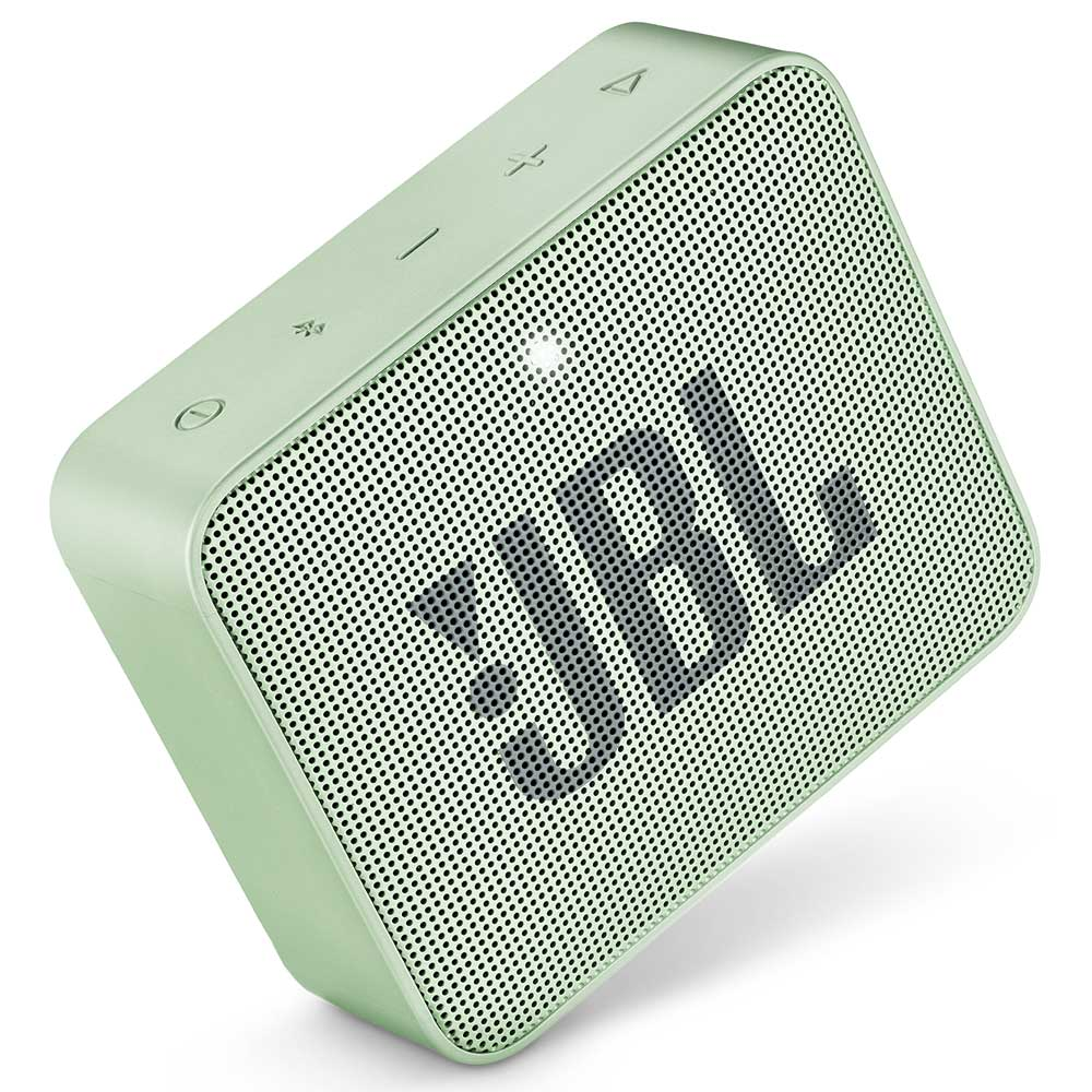 JBL GO 2 Glacier Mint Portable Bluetooth Speaker & Handsfree + Line-in + Waterproof (Ηχείο & Ανοιχτή συνομιλία για κλήσεις)