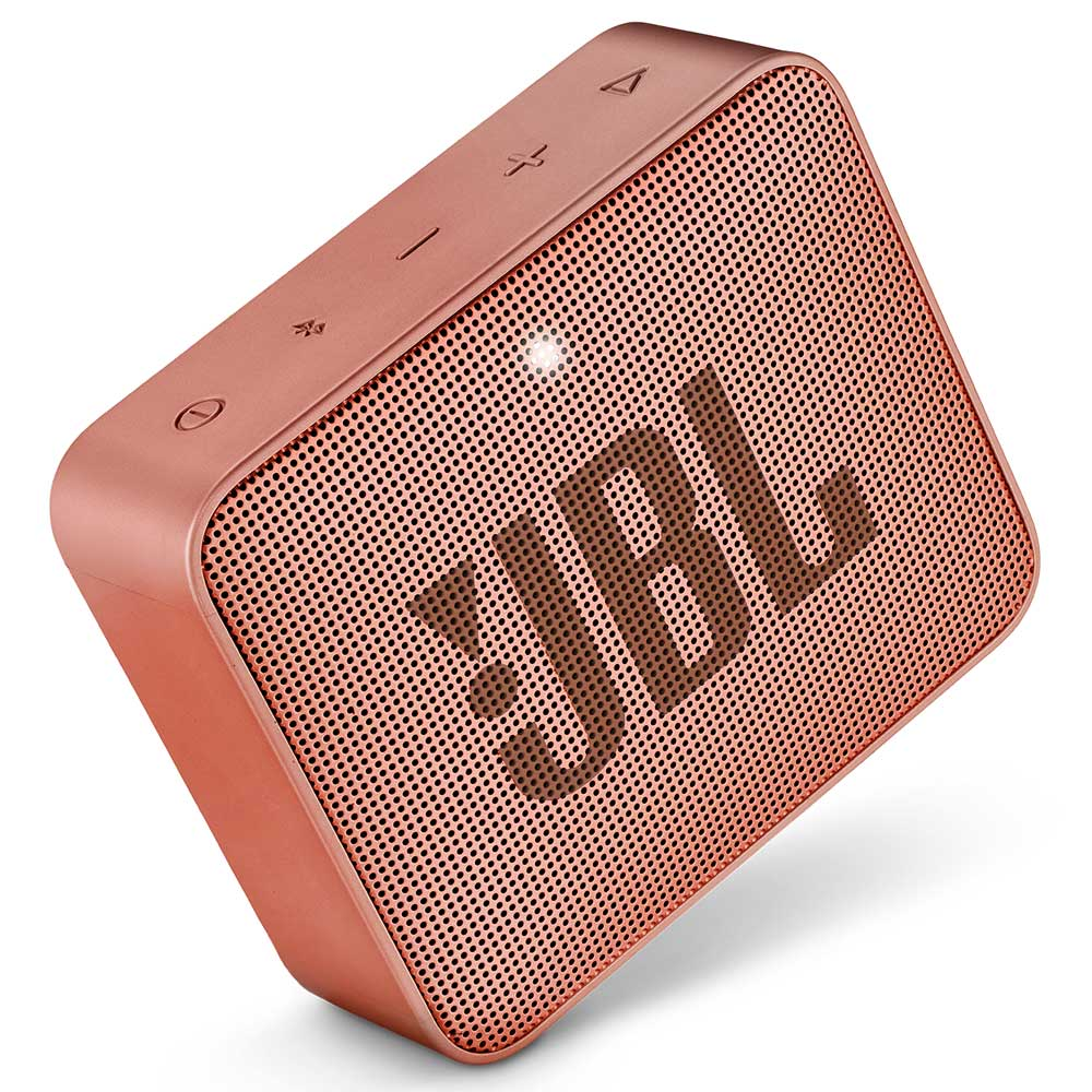 JBL GO 2 Sunkissed Cinnamon Portable Bluetooth Speaker & Handsfree + Line-in + Waterproof-Ηχείο & Ανοιχτή συνομιλία για κλήσεις