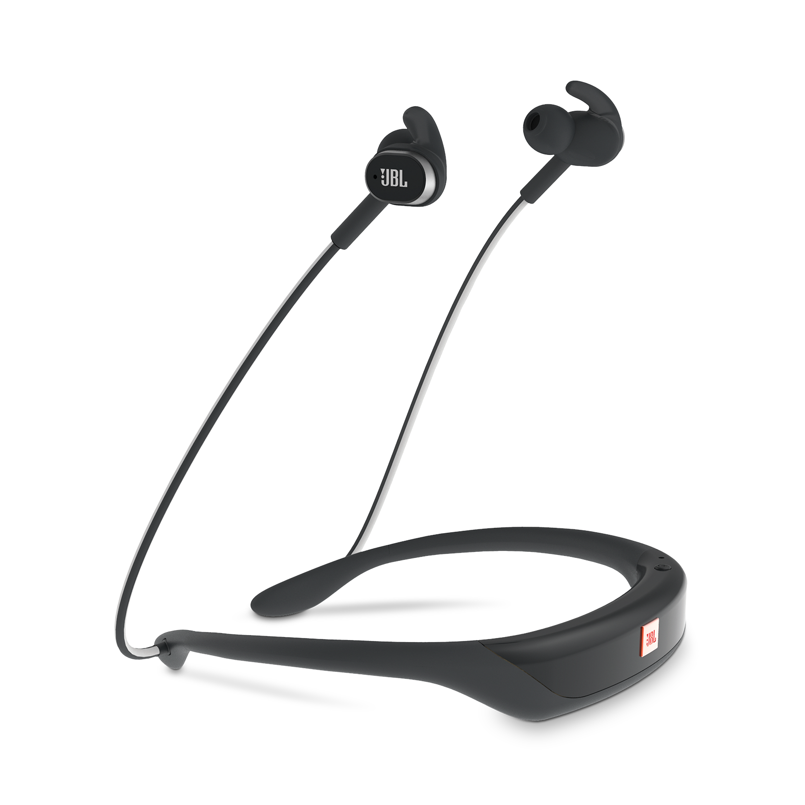 JBL Reflect Response BT Black: In-ear Bluetooth Gesture Control Sport Earphones