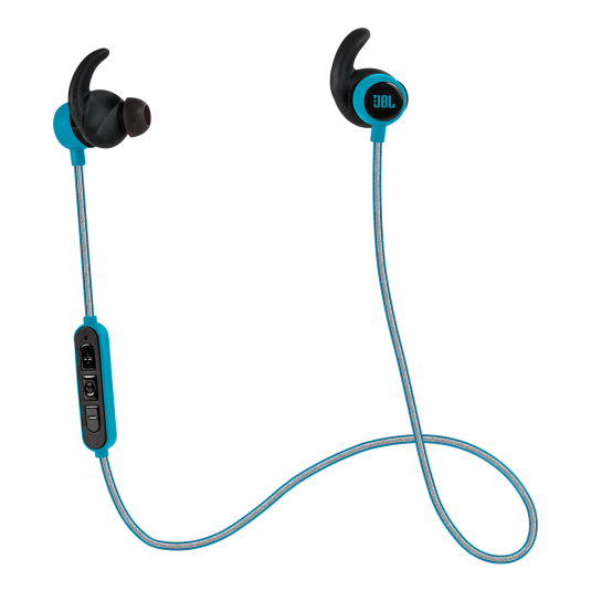 JBL Reflect Mini BT Teal: In-ear Bluetooth Sport Headphones  (Android/iOS/Universal)