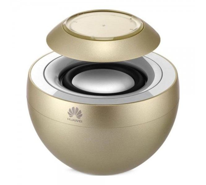 Huawei AM08 Gold Little Swan Ultra-Portable Bluetooth Speaker & Handsfree + Touch Control