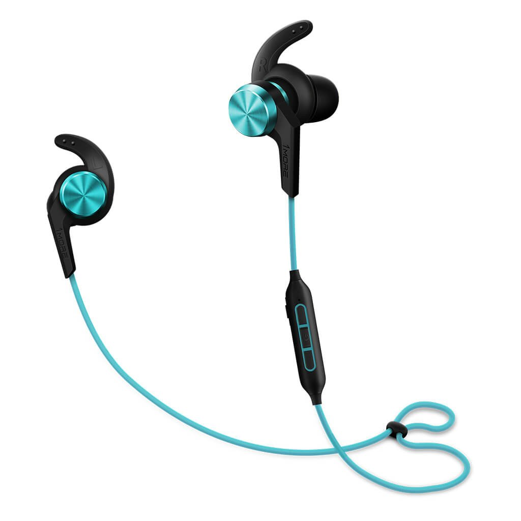 1More iBFree Blue Bluetooth In-ear Headphones + 3-Button Remote + AptX Τεχνολογία + Water/Sweat Resistant IPX4
