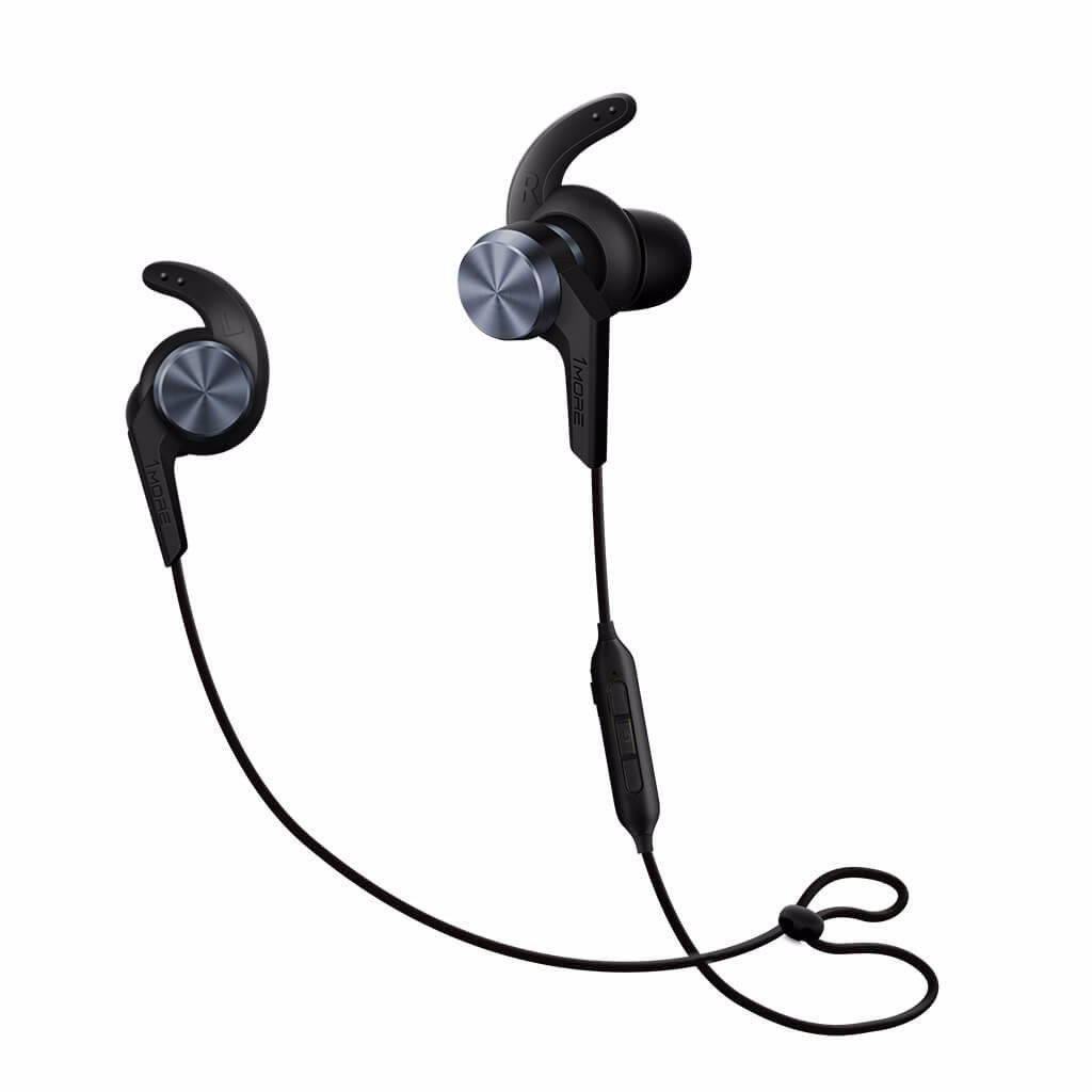 1More iBFree Space Gray Bluetooth In-ear Headphones + 3-Button Remote + AptX Τεχνολογία + Water/Sweat Resistant IPX4
