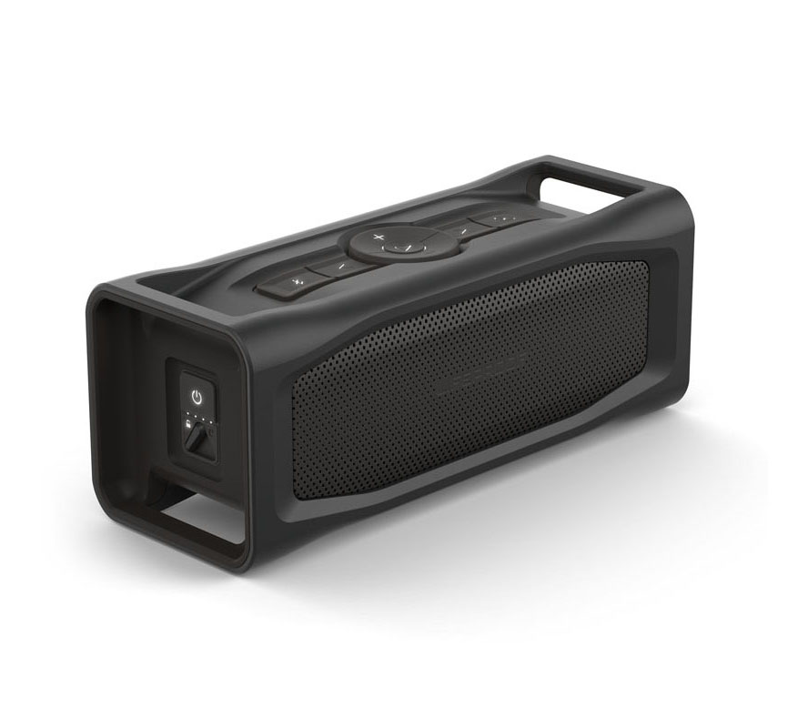 LifeProof Aquaphonics AQ10 Waterproof Bluetooth Speaker 77-53890: Ασύρματο Αδιάβροχο Ηχείο + Speakerphone + Power Bank + DryBox