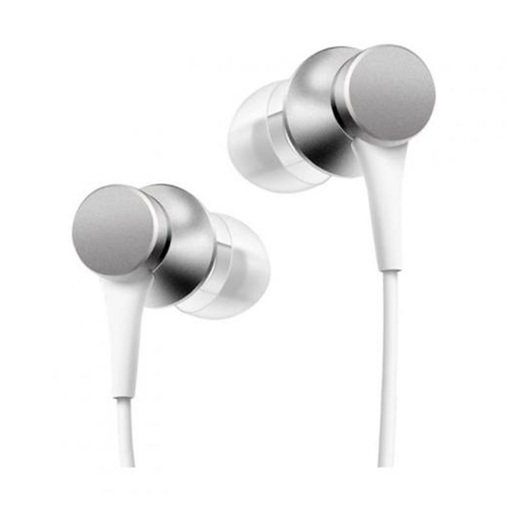 Xiaomi Mi In-Ear Earphones Basic Matte Silver