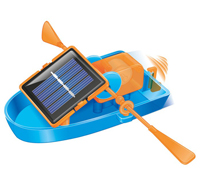 Solar Gadgets DIY Educational Solar Boat (2026)