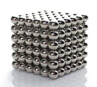 NeoCube 216pcs 5mm Magnetic Balls | You can't stop playing with! (ίσως...το πιο επικίνδυνο gadget που έχετε δει ποτέ!)