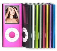 Setty MP4 Μαύρο Fashion Mini Multimedia Player με Οθόνη + microSD Slot + Ακουστικά (Music, Video, Photo, Record, Ebook, Radio)