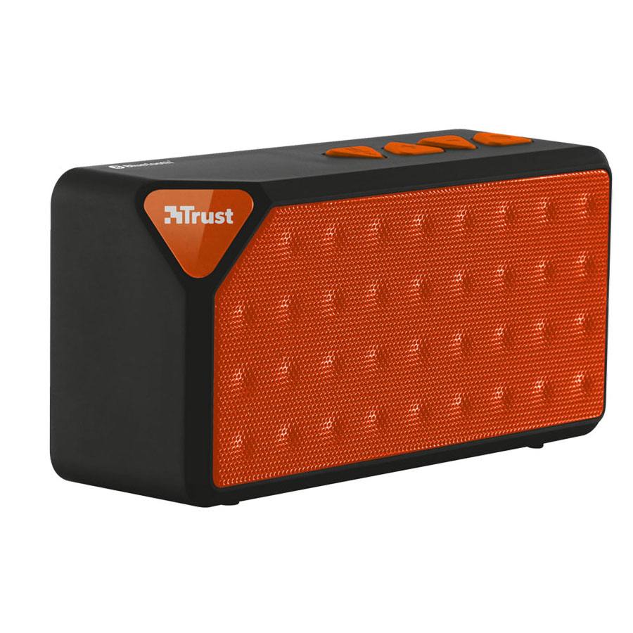 Trust 19855 Urban Revolt Yzo Portable Bluetooth Speaker: Ασύρματο Ηχείο + Line-in + Speakerphone