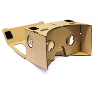 DIY Google Cardboard VR 3D Glasses Headset (Android & iOS)