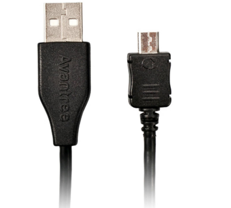 Avantree TR106 USB --> microUSB Sync & Charge Cable 1m