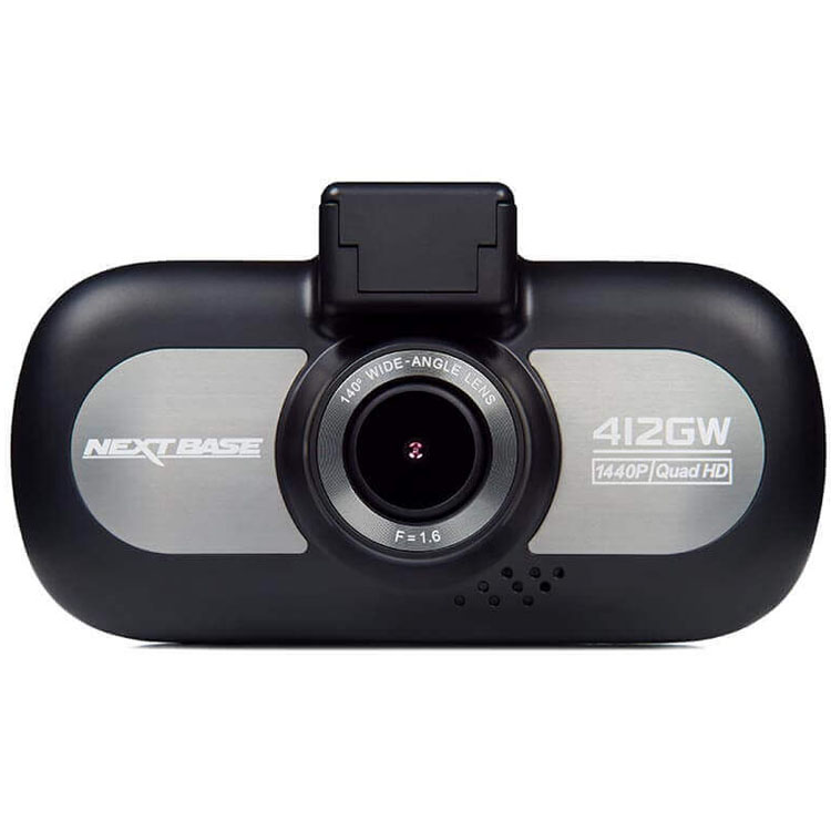 "Nextbase 412GW Car Video Recorder: DVR Camera Αυτοκινήτου με Quad HD 1440p Recording + Οθόνη 3.0"" + G-sensor + GPS"