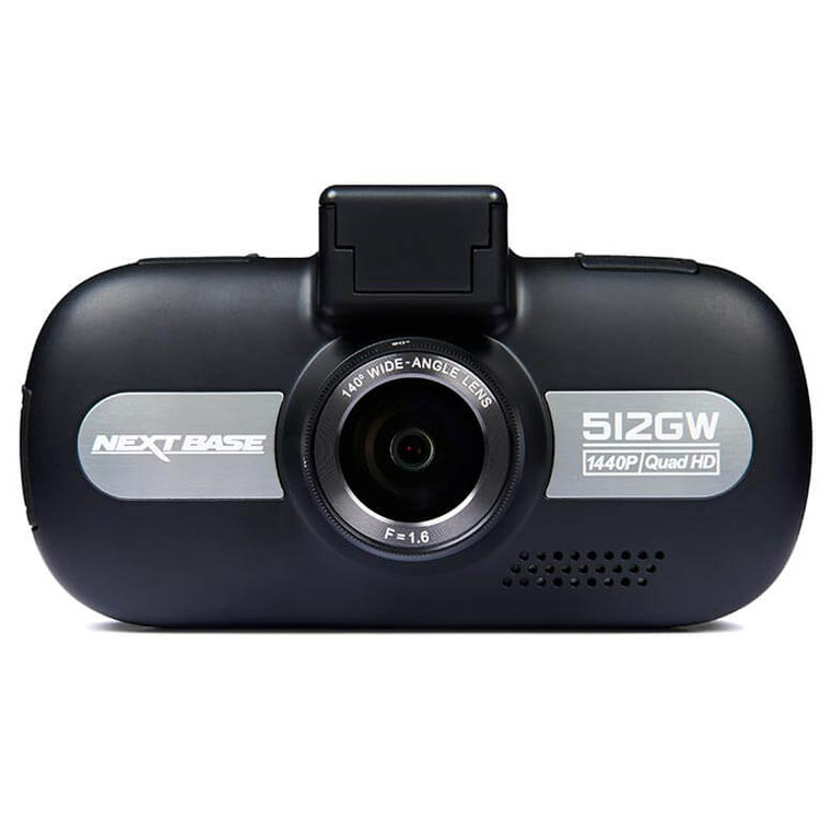 "Nextbase 512GW Car Video Recorder: DVR Camera Αυτοκινήτου με Quad HD 1440p Recording + HDR + Οθόνη 3.0"" + G-sensor + GPS"