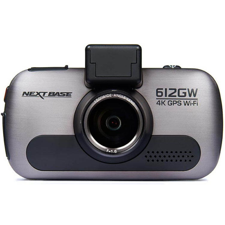 "Nextbase 612GW Car Video Recorder: DVR Camera Αυτοκινήτου με 4K Recording + HDR + Οθόνη 3.0"" + G-sensor + GPS"