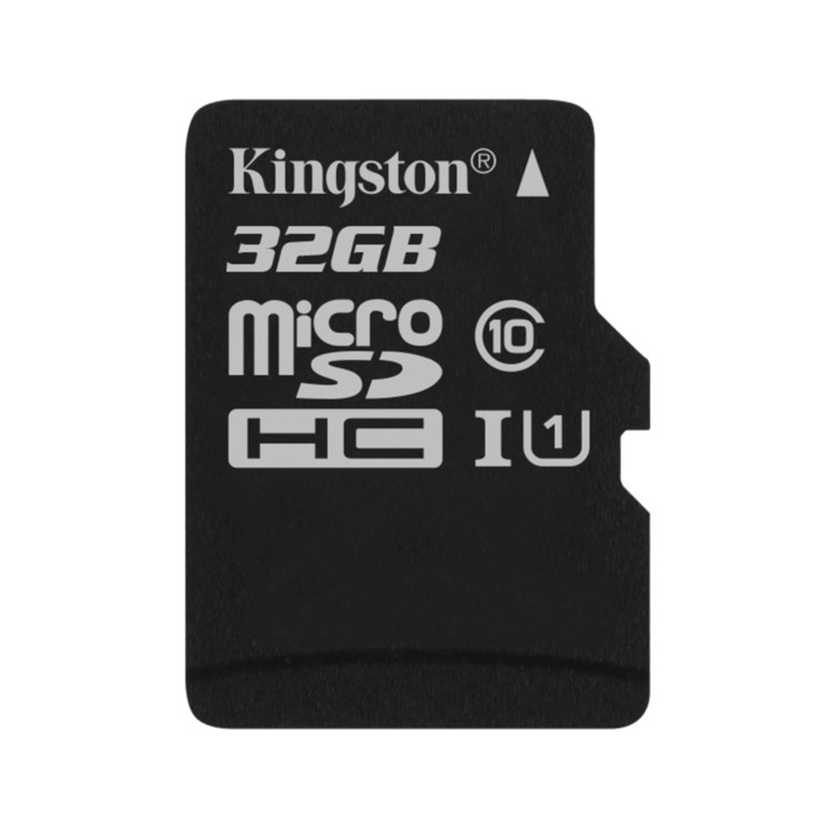 Kingston Canvas Select Class 10 microSDHC/SDXC 32GB UHS-I Speed Class 1 (U1) SDCS/32GBSP