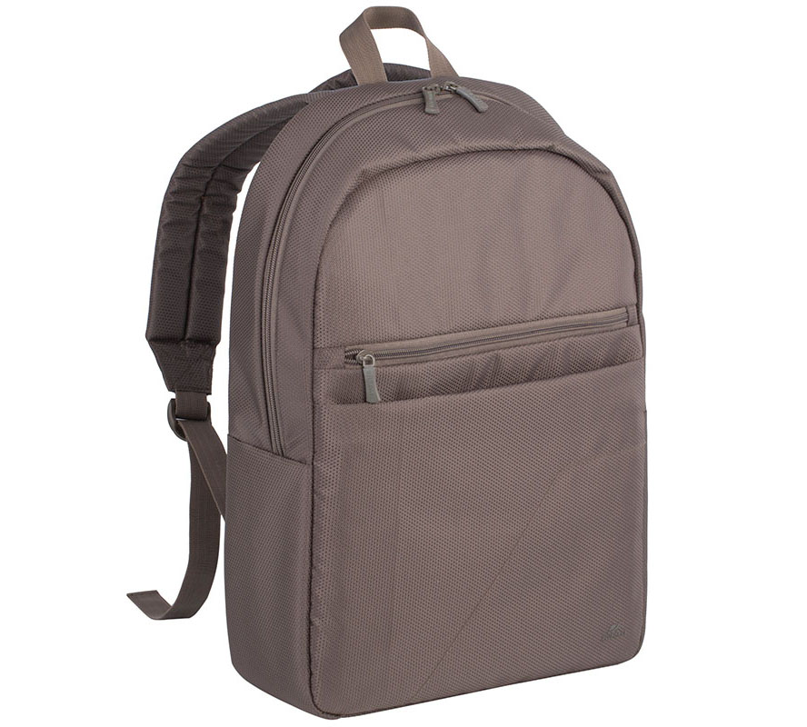 "Rivacase 8065 Khaki Laptop Backpack (για Laptop έως και 15.6"" + Tablet έως και 10.1"")"