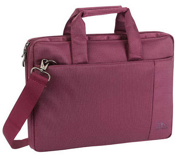 Rivacase 8211 Purple TopLoad Notebook Bag έως και 10.1""
