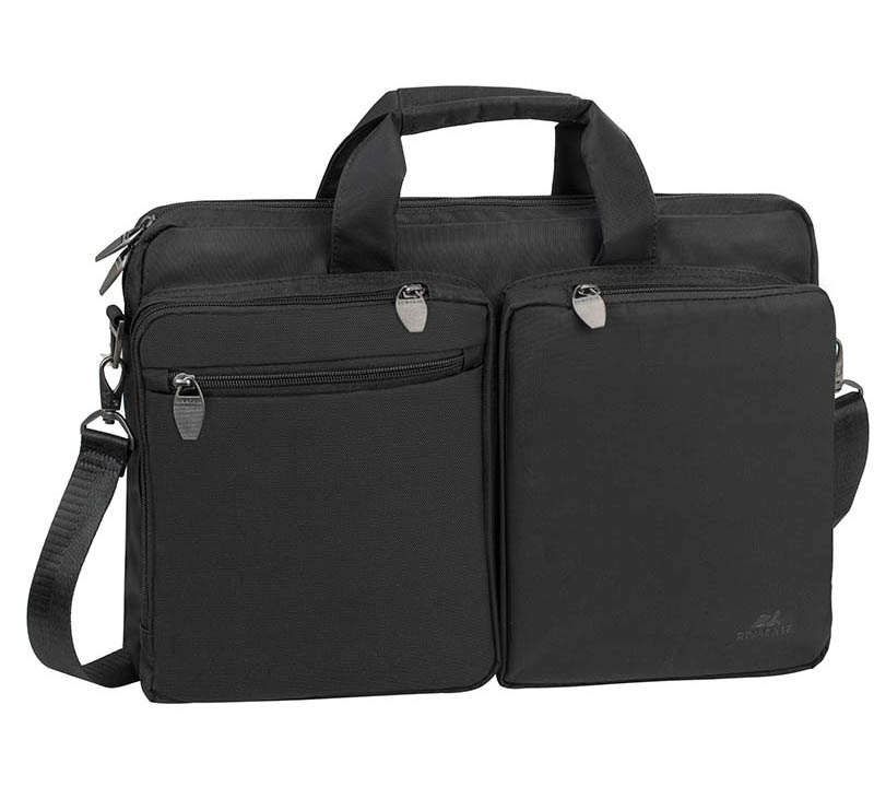 "Rivacase 8530 Black Notebook Bag 15"" έως και 16"" + Tablet έως 10.1"""