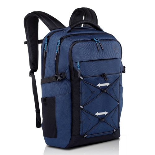 "Dell Energy 15 Notebook Backpack 15""-16"" + Tablet Case + Κουκούλα αδιαβροχοποίησης RT30X (460-BCGR)"