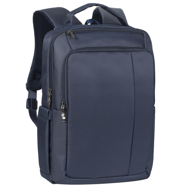 Rivacase 8262 Blue Series Central Laptop Backpack 15.6'' + Tablet Case 10.1""