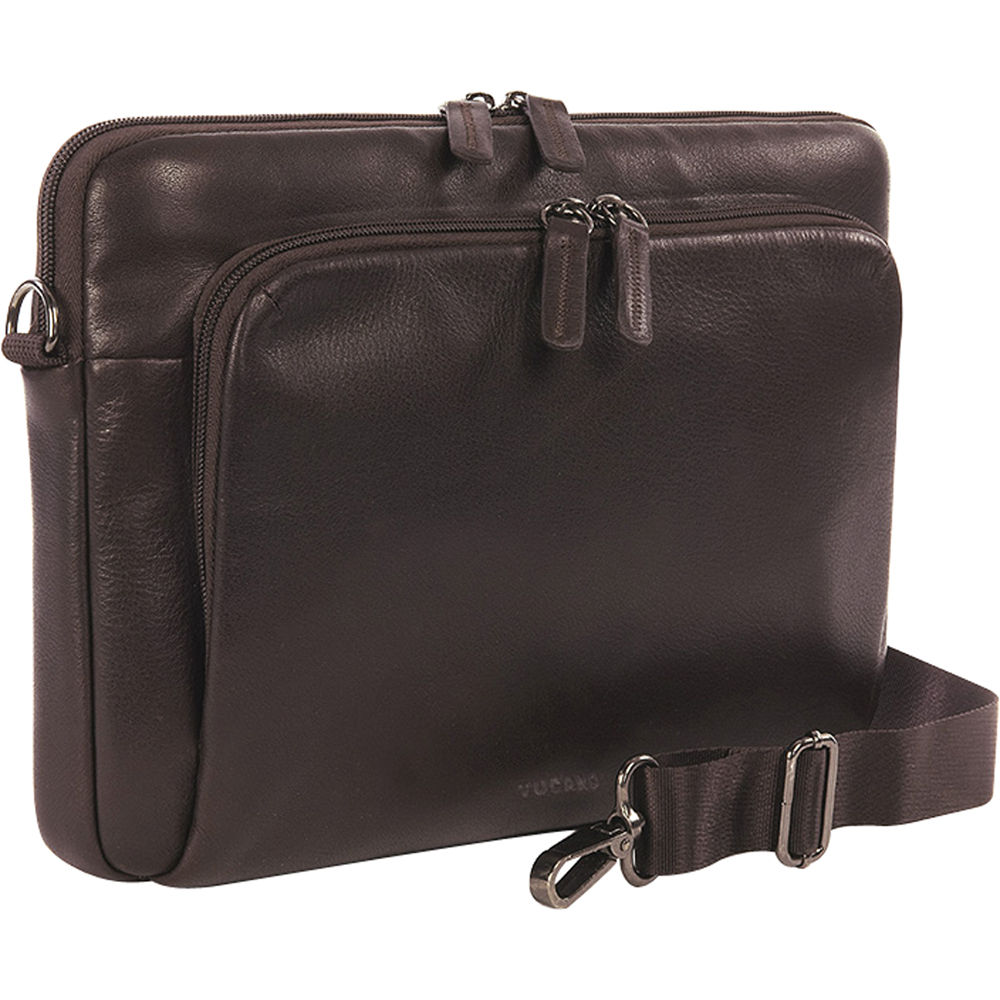 "Tucano One Premium Leather Sleeve για Ultrabook/MacBook & Tablet/iPad έως 11"" (BFOP11-M)"