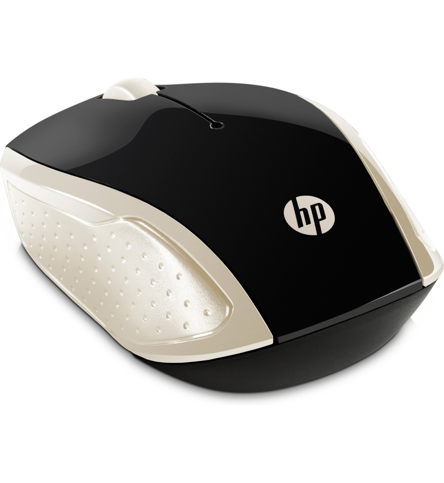 HP Wireless Mouse 200 Silk Gold + Nano δέκτης 2HU83AA