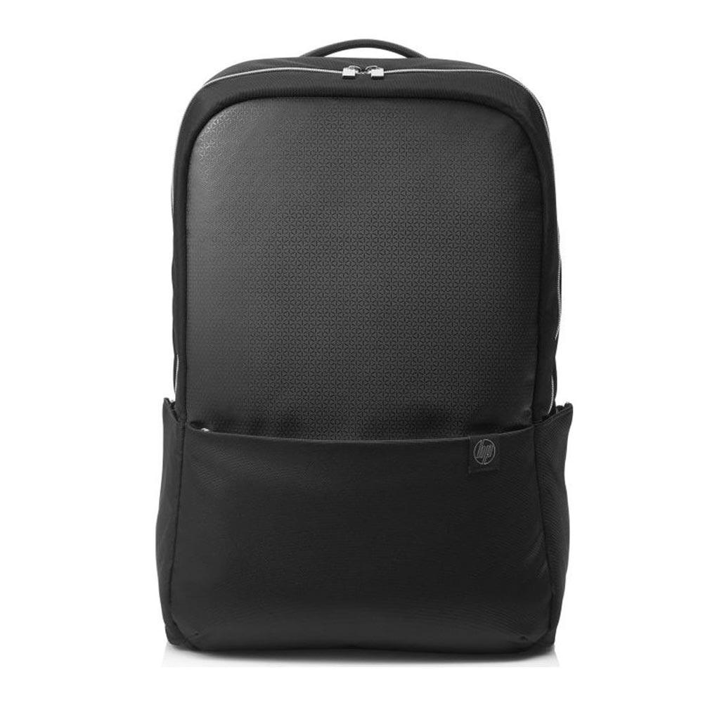 "HP Accent Black/Silver Notebook Backpack 14.0""-15.6"" + Tablet Case 4QF97AA"