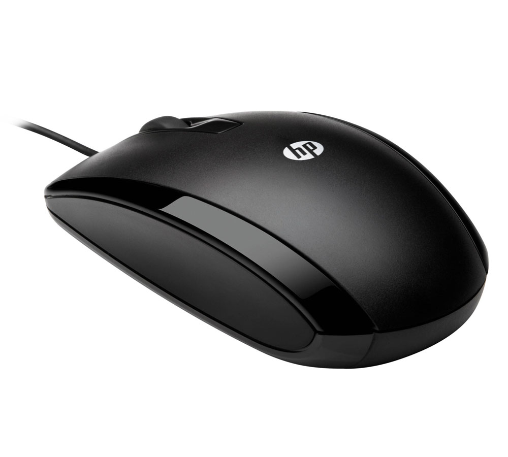 HP X500 USB Wired Mouse E5E76AA (Ενσύρματο οπτικό ποντίκι)
