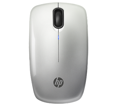 HP Z3200 Wireless Optical Mobile Mouse Silver N4G84AA (Ασύρματο οπτικό ποντίκι)