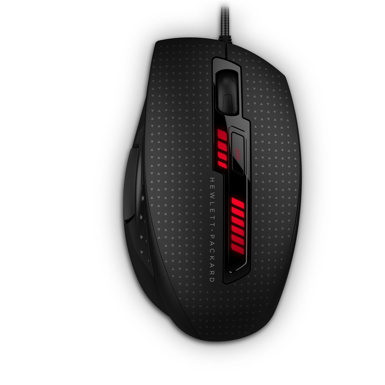 HP X9000 Omen Gaming Mouse J6N88AA | 6 προγραμματιζόμενα κουμπιά | Laser 8200 dpi | LED lights | 8 sensitivity levels