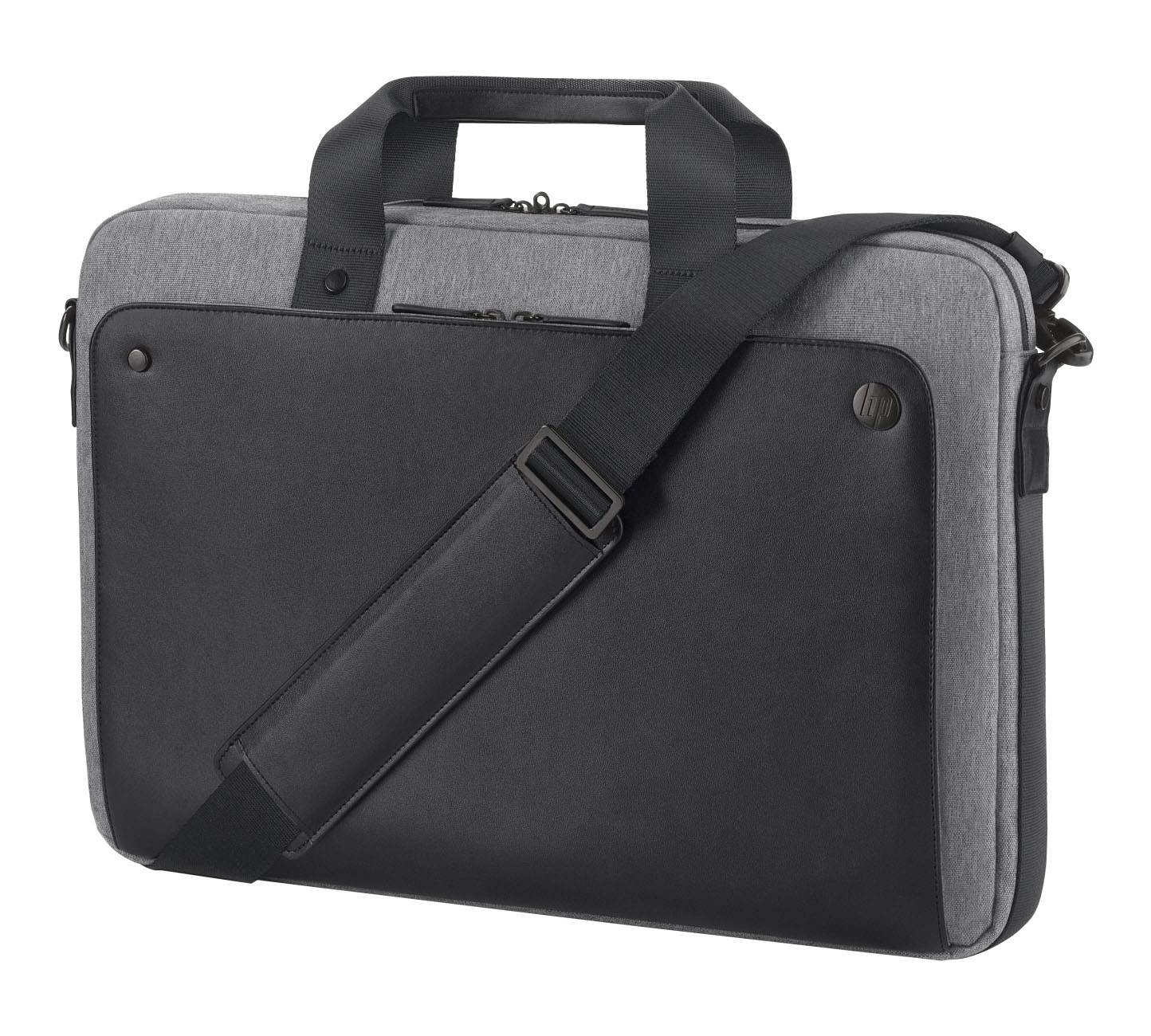 "HP Executive with Leather Notebook Slim TopLoad 14.0""-15.6"" + Tablet Case + RFID & HP Tracking Device Pocket P6N20AA"