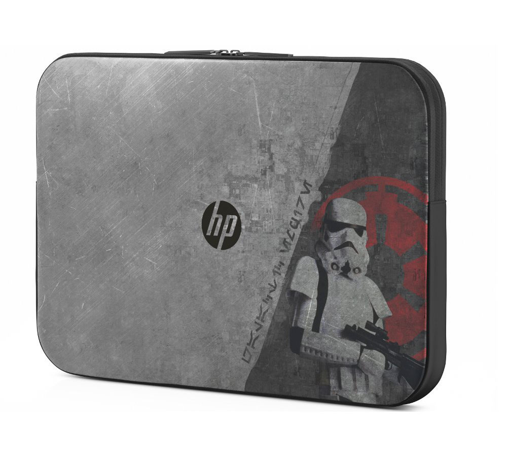 "HP Star Wars Special Edition Notebook Disney Sleeve Case 15.4""-15.6"" P3S09AA"