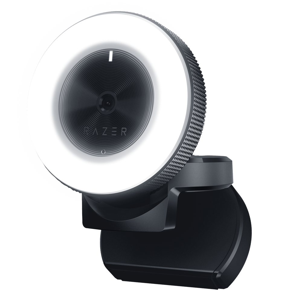 Razer Kiyo Ring Light Equipped Broadcasting Camera (8886419377108)