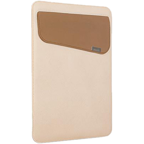 "Moshi Muse 13 (Sahara Beige) Slim Fit Carrying Case για 13"" MacBook Air/Pro/Retina & iPad Pro"