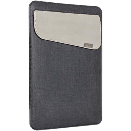 "Moshi Muse 13 (Graphite Black) Slim Fit Carrying Case για 13"" MacBook Air/Pro/Retina & iPad Pro"