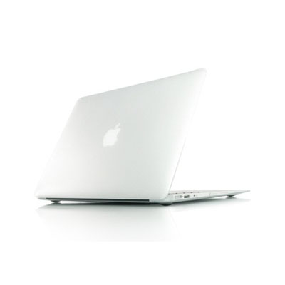 "Ozaki O!macworm TightSuit Ultra Hard Slim Case για MacBook Air 13"" Transparent (Clear)"