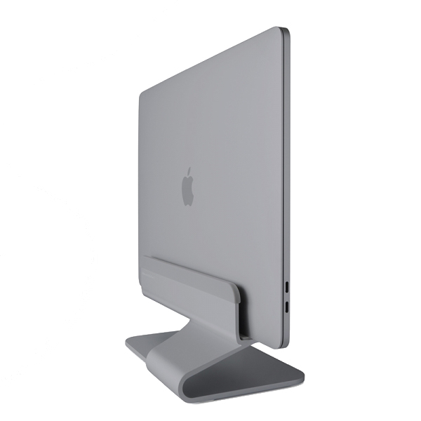 Rain Design mTower Vertical Laptop Stand Space Gray