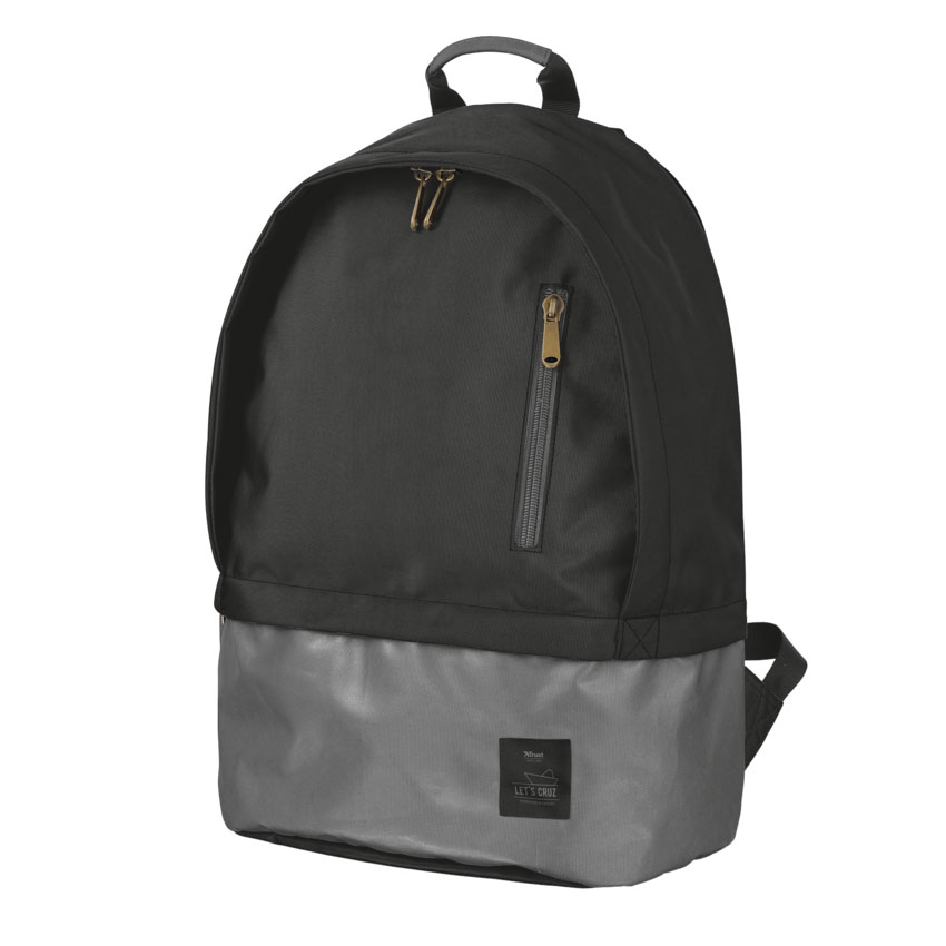"Trust 20101 Let's Cruz Notebook Backpack 14.0""-16.0"" + Αδιάβροχη Τσέπη"