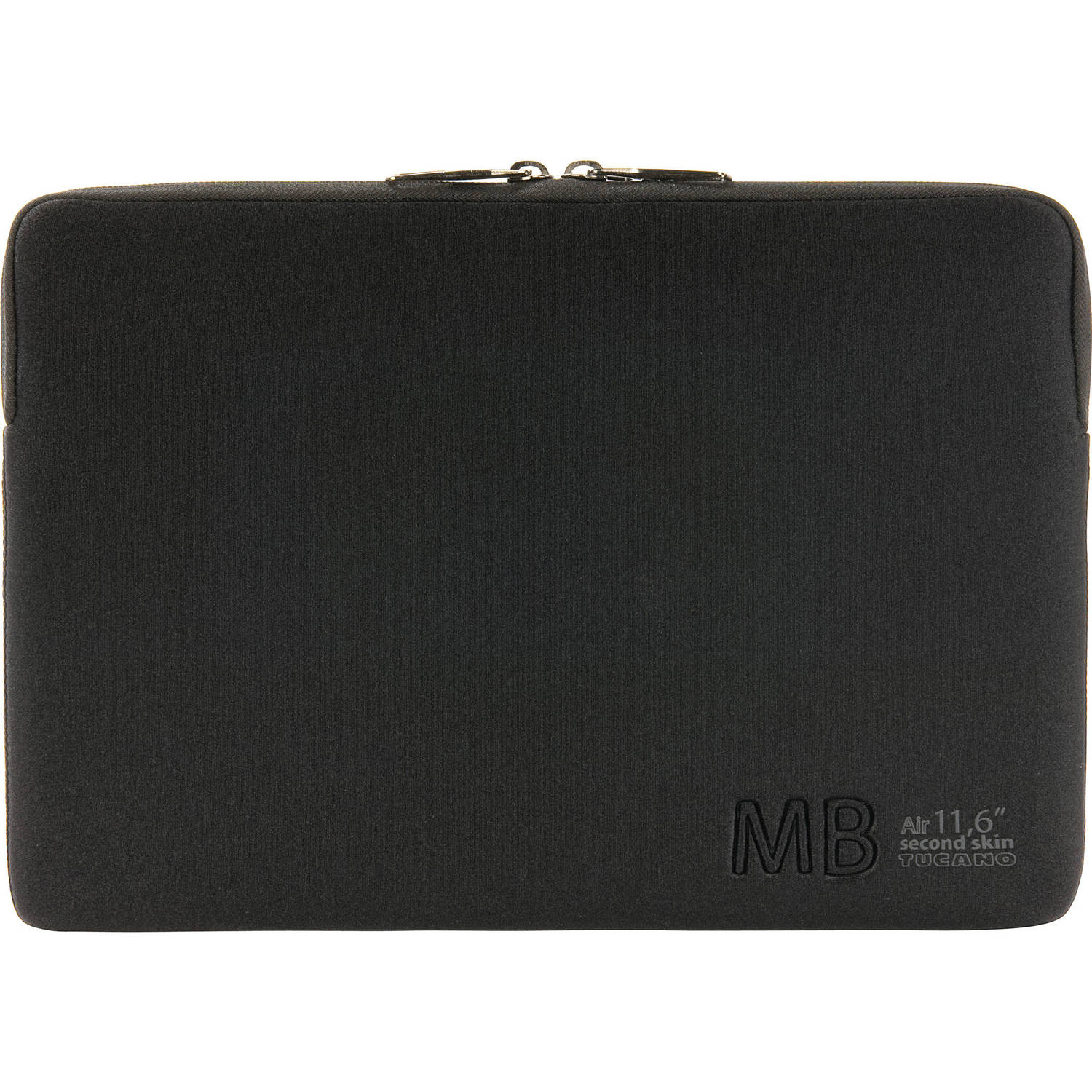 "Tucano BF-E-MBA11 Second Skin Elements Ultrabook & Notebook Sleeve 11""-11.6"" 