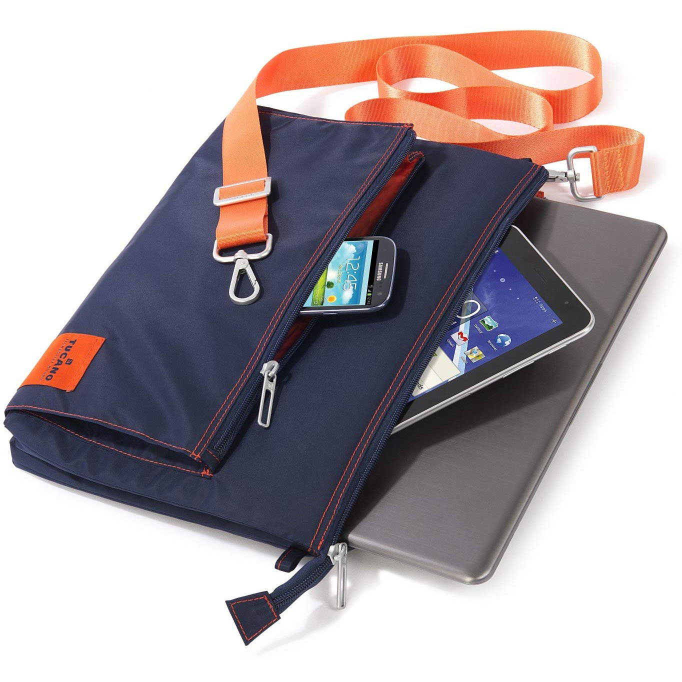 Tucano BLAM-B Lampo Slim Computer Bag | Tablet | Smartphone | Ultrabook/Notebook