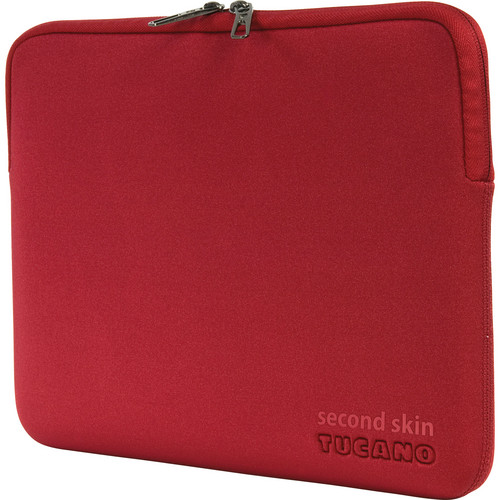 Tucano BF-E-MB13-R Second Skin Ultrabook & Notebook Sleeve 13""