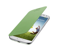 Samsung Original Flip Cover Case for Galaxy S4 GT-i9500/i9505 Green EF-FI950BGEGWW