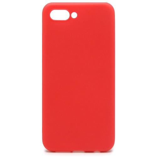 Θήκη Soft TPU inos Honor 10 S-Cover Κόκκινο (5205598125110)